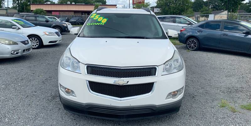 2012 Chevrolet Traverse for sale at Auto Mart in North Charleston SC