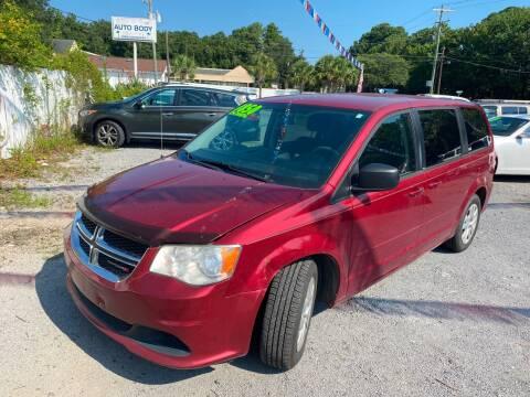 2014 Dodge Grand Caravan for sale at Auto Mart - Dorchester in North Charleston SC