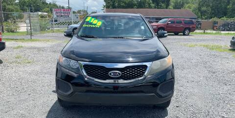 2012 Kia Sorento for sale at Auto Mart in North Charleston SC
