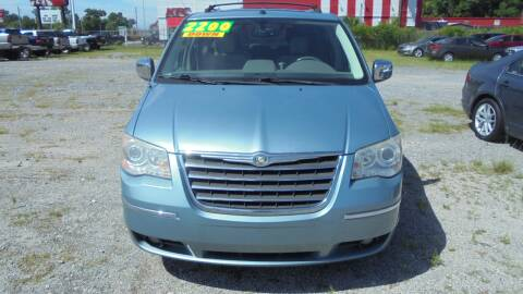 2010 Chrysler Town and Country for sale at Auto Mart - Moncks Corner in Moncks Corner SC