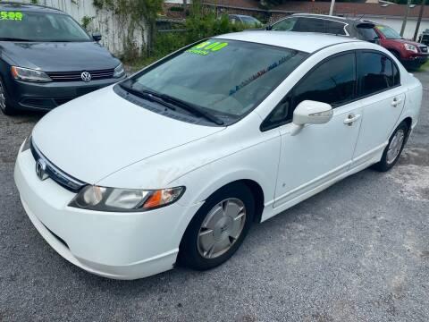 2007 Honda Civic for sale at Auto Mart - Dorchester in North Charleston SC