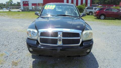 2005 Dodge Dakota for sale at Auto Mart - Moncks Corner in Moncks Corner SC