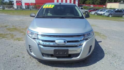 2013 Ford Edge for sale at Auto Mart - Moncks Corner in Moncks Corner SC