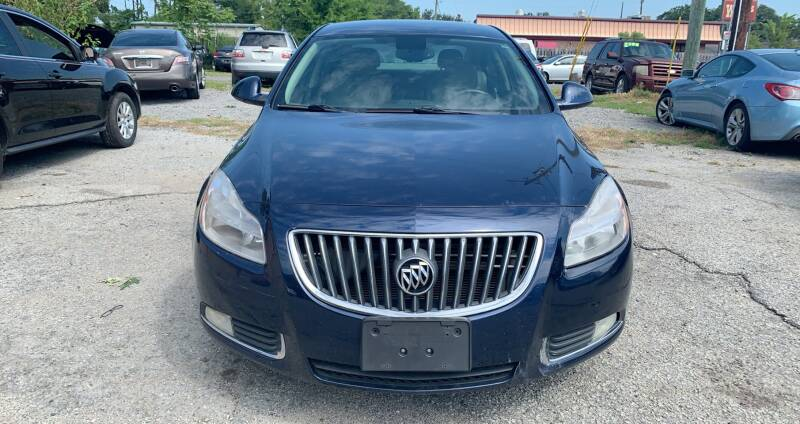 2011 Buick Regal for sale at Auto Mart in North Charleston SC