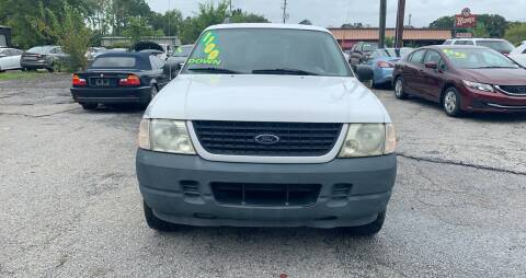 2005 Ford Explorer for sale at Auto Mart in North Charleston SC