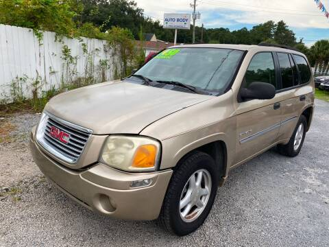2006 GMC Envoy for sale at Auto Mart - Dorchester in North Charleston SC