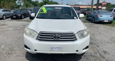 2009 Toyota Highlander for sale at Auto Mart in North Charleston SC
