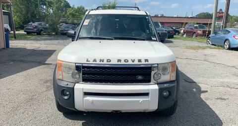 2006 Land Rover LR3 for sale at Auto Mart in North Charleston SC