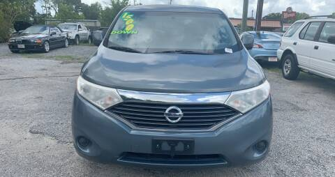2011 Nissan Quest for sale at Auto Mart in North Charleston SC