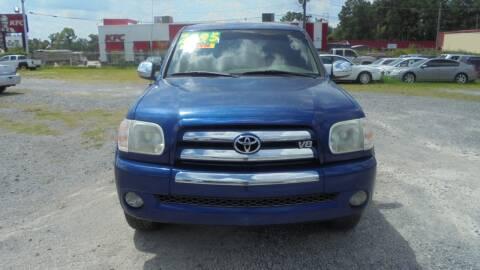 2006 Toyota Tundra for sale at Auto Mart - Moncks Corner in Moncks Corner SC