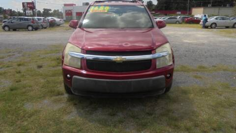 2006 Chevrolet Equinox for sale at Auto Mart - Moncks Corner in Moncks Corner SC