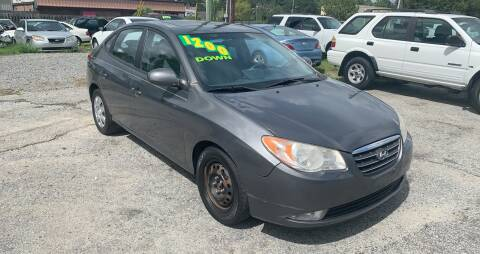 2009 Hyundai Elantra for sale at Auto Mart in North Charleston SC