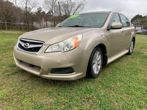 2010 Subaru Legacy for sale at Auto Mart - Dorchester in North Charleston SC