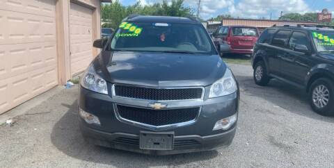 2011 Chevrolet Traverse for sale at Auto Mart in North Charleston SC