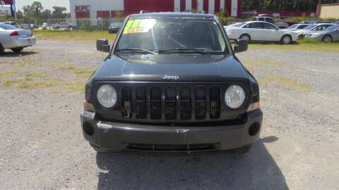 2010 Jeep Patriot for sale at Auto Mart - Moncks Corner in Moncks Corner SC