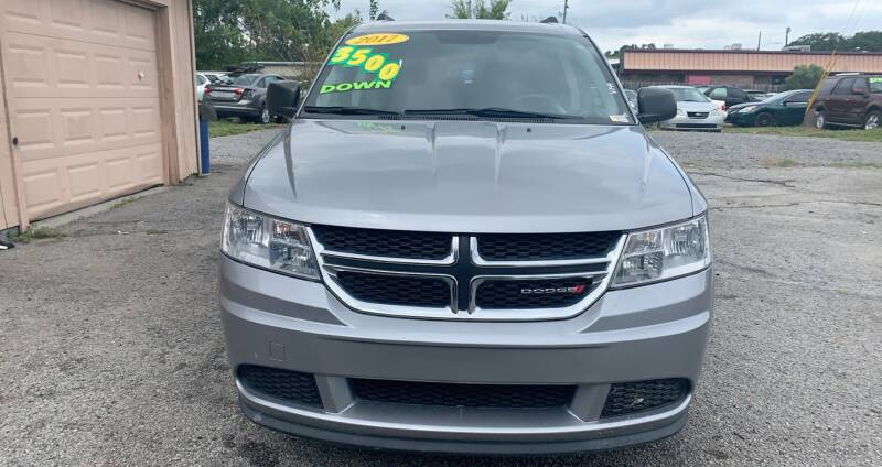 2017 Dodge Journey for sale at Auto Mart in North Charleston SC