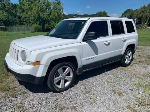 2011 Jeep Patriot for sale at Auto Mart - Dorchester in North Charleston SC