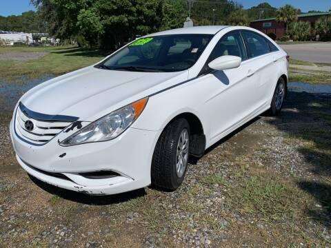2012 Hyundai Sonata for sale at Auto Mart - Dorchester in North Charleston SC