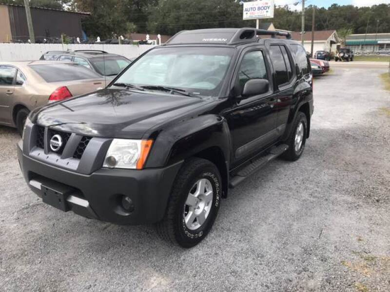 2006 Nissan Xterra for sale at Auto Mart - Dorchester in North Charleston SC