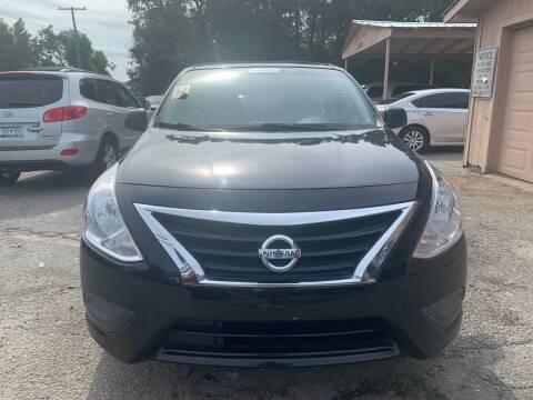 2015 Nissan Versa for sale at Auto Mart in North Charleston SC