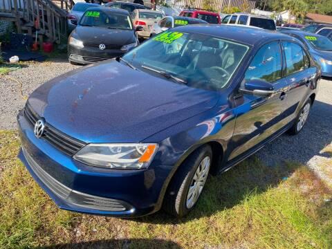 2012 Volkswagen Jetta for sale at Auto Mart - Dorchester in North Charleston SC