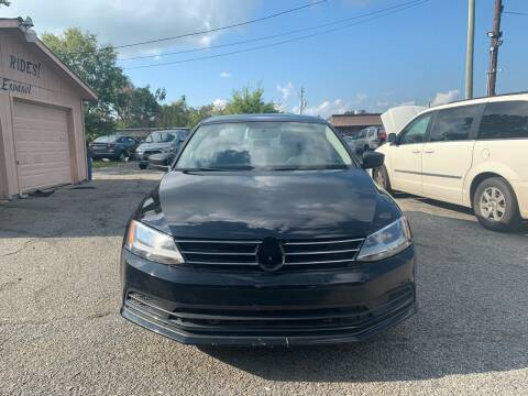 2015 Volkswagen Jetta for sale at Auto Mart in North Charleston SC