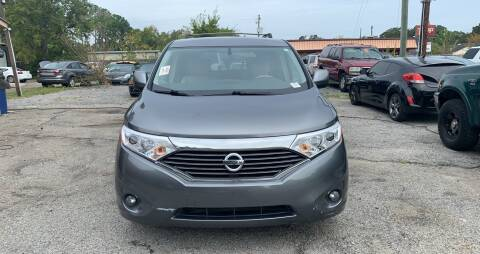 2014 Nissan Quest for sale at Auto Mart in North Charleston SC