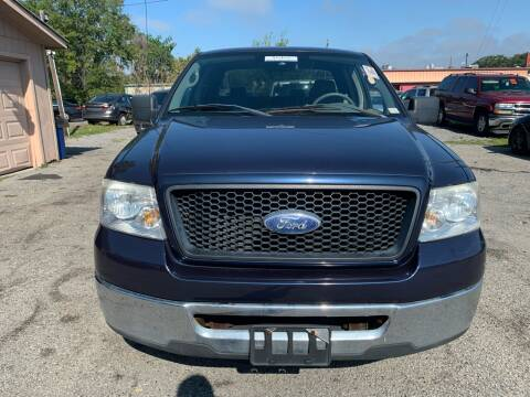 2006 Ford F-150 for sale at Auto Mart in North Charleston SC