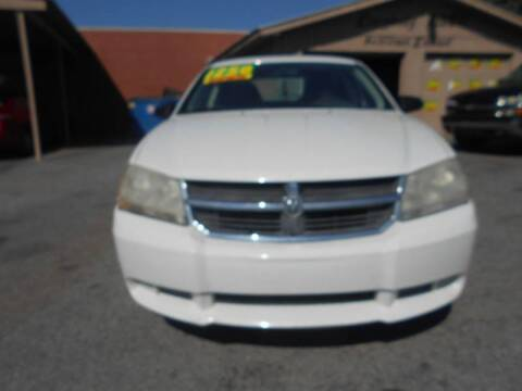 2008 Dodge Avenger for sale at Auto Mart in North Charleston SC
