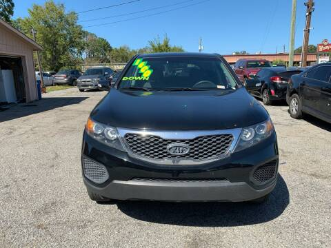 2013 Kia Sorento for sale at Auto Mart in North Charleston SC