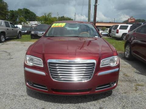 2013 Chrysler 300 for sale at Auto Mart in North Charleston SC