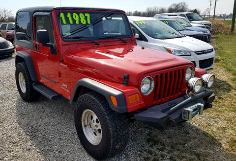 Jeep Wrangler Sport For Sale >> Used Jeep Wrangler Sport For Sale In Delaware Carsforsale Com