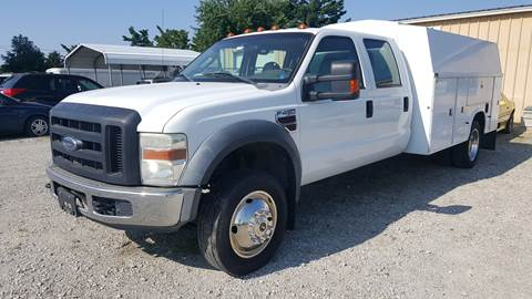 2008 Ford F-450 Super Duty for sale in Pataskala, OH