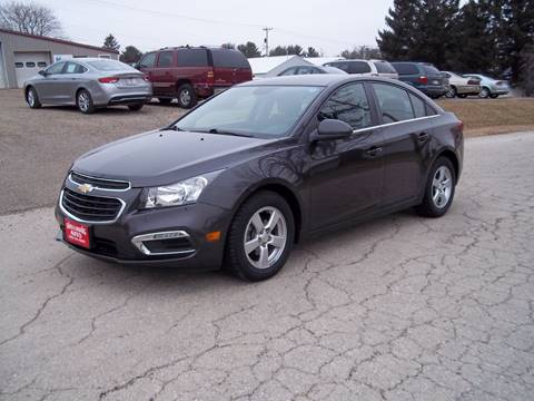 2016 Chevrolet Cruze Limited for sale in Shullsburg, WI