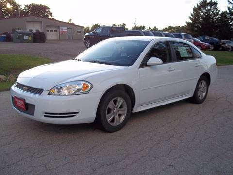 2014 Chevrolet Impala Limited for sale in Shullsburg, WI