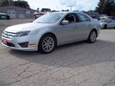 2011 Ford Fusion for sale in Shullsburg, WI