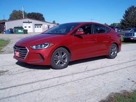 2018 Hyundai Elantra for sale in Shullsburg, WI