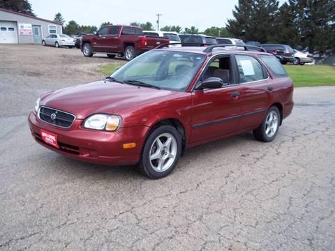 2000 Suzuki Esteem for sale in Shullsburg, WI