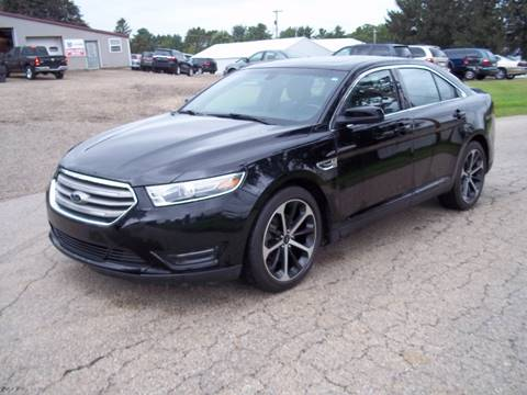 2016 Ford Taurus for sale in Shullsburg, WI