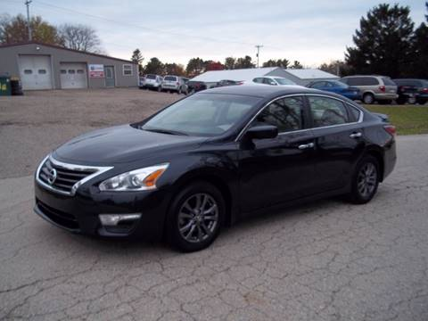 2015 Nissan Altima for sale in Shullsburg, WI