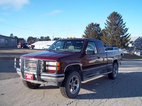 1996 GMC Sierra 1500 for sale in Shullsburg, WI