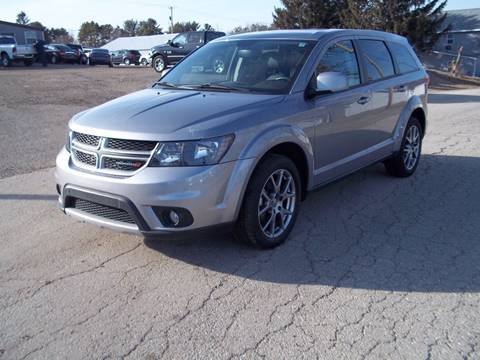 2017 Dodge Journey GT for sale at SHULLSBURG AUTO in Shullsburg WI