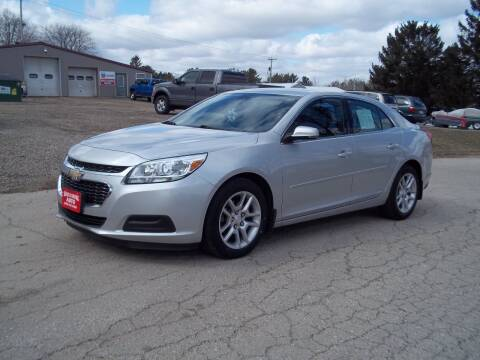 2016 Chevrolet Malibu Limited LT for sale at SHULLSBURG AUTO in Shullsburg WI