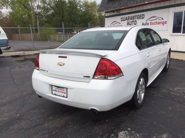 2012 Chevrolet Impala for sale at ROUTE 6 AUTOMAX in Markham IL