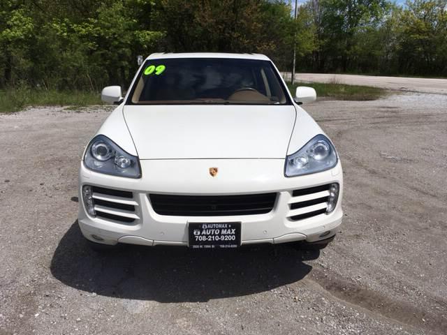 2009 Porsche Cayenne for sale at ROUTE 6 AUTOMAX in Markham IL