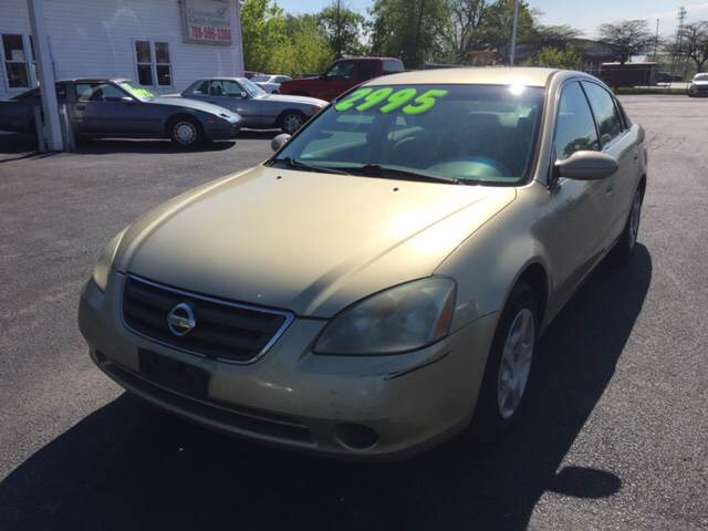 2004 Nissan Altima for sale at ROUTE 6 AUTOMAX in Markham IL