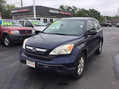 2007 Honda CR-V for sale at ROUTE 6 AUTOMAX - THE AUTO EXCHANGE in Harvey IL