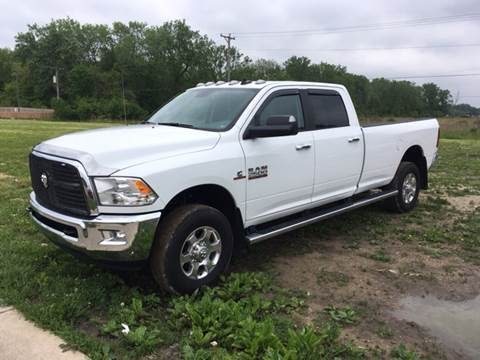 2016 RAM Ram Pickup 2500 for sale at ROUTE 6 AUTOMAX in Markham IL