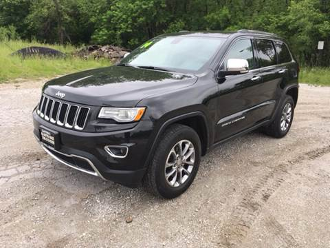 2014 Jeep Grand Cherokee for sale at ROUTE 6 AUTOMAX in Markham IL