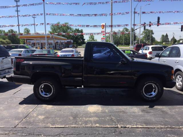 1990 Chevrolet C/K 1500 Series for sale at ROUTE 6 AUTOMAX in Markham IL